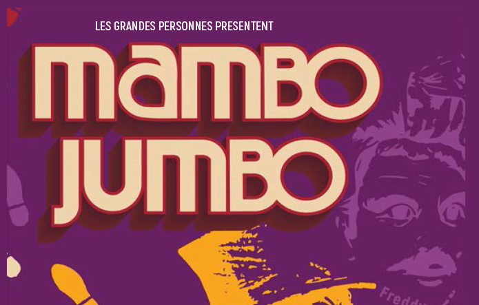 Répétitions du spectacle Mambo Jumbo