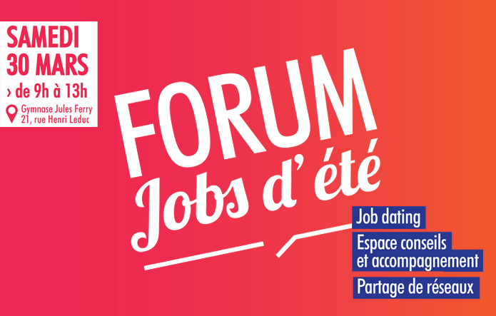 Forum jobs d'été