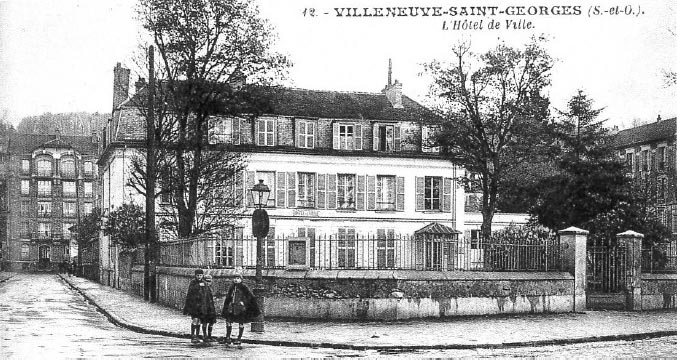 Maison villeneuve saint georges maison with maison - Piscine villeneuve saint georges ...