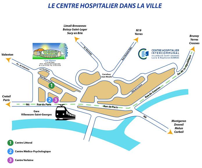 mairie de villeneuve saint georges site officiel le chiv lucie raymond aubrac. Black Bedroom Furniture Sets. Home Design Ideas