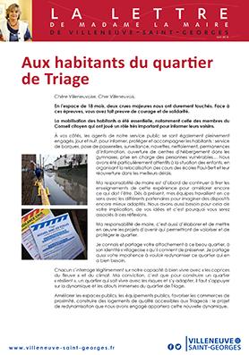 Mairie De Villeneuve Saint Georges Site Officiel L Actu A Villeneuve